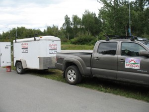 Alaska Trails Tool Trailer