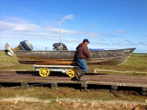 Bethel Tundra Tram Project Is Complete
