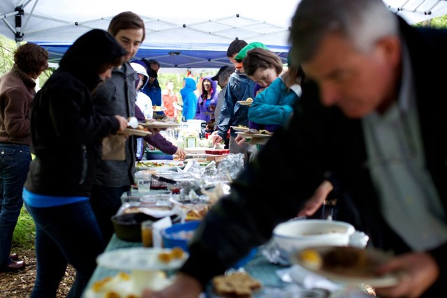 Northern Foodways Anchorage Food Mosaic Feast 2