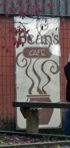 Beans Cafe. Photo by Daysha Eaton, KSKA - Anchorage.