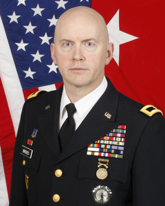General Mike Bridges