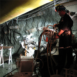 A recent agreement between the company that owns the Niblack mining project and the state-owned Alaska Industrial Development and Export Authority could help with project financing. Niblack is currently in the exploration phase, but could move into the permitting stage better financing. Photo Courtesy Heatherdale Resources, LTD.