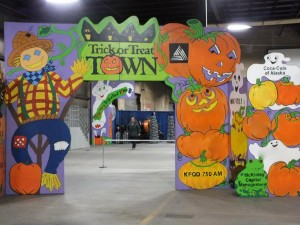 Trick or treat town 1