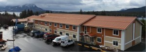 Tlingit and Haida Regional Housing Authority's Saxman Senior Center. Photo courtesy THRHA.