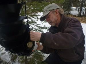 Dillingham Volunteer Monitors For Invasive Beetles