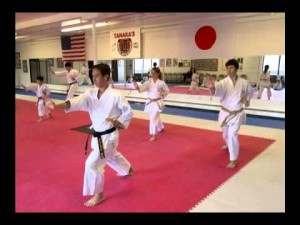 Life Lessons From An Anchorage Karate Teacher