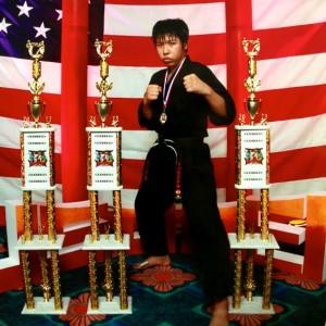 Yup'ik Teen Wins At National Martial Arts Championships