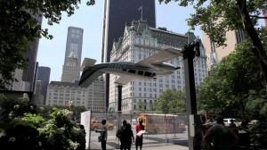 Anchorage Artist Garners Attention In New York's Central Park