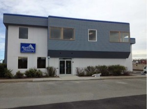 The Anchorage Family Investment Center. Photo courtesy of AHFC.