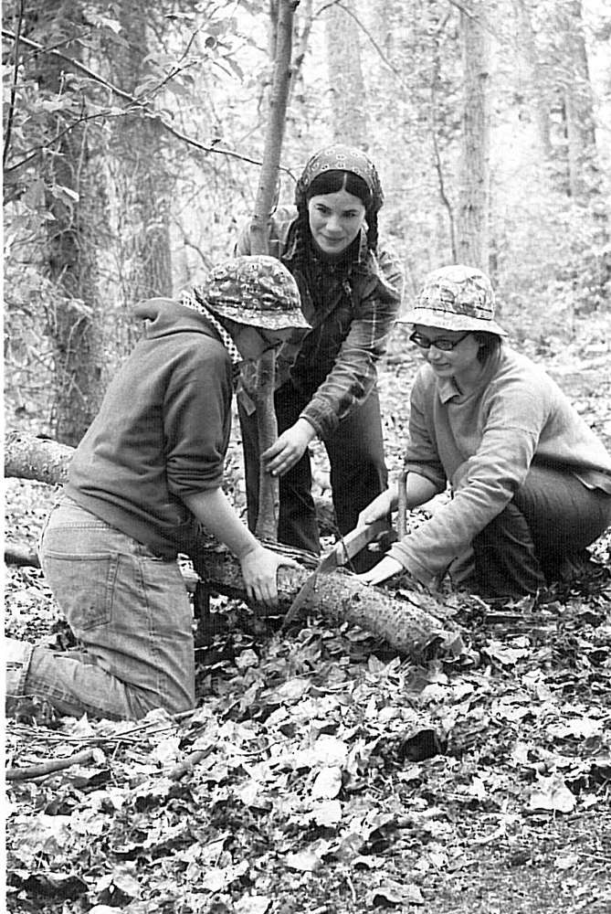 1907s scouts build crow pass trail
