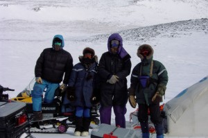 Long-Range Snow Machine Expeditions