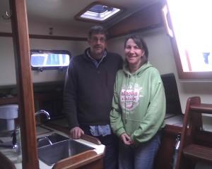 Eating Well Aboard a Seward Sailboat