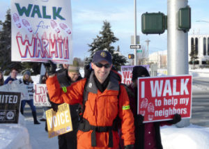 Third Annual Walk for Warmth