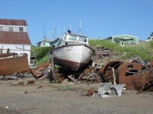 Legislature Considers Bill On Derelict Vessels
