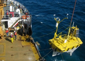 Critical Sitka Weather Buoy Back in Service