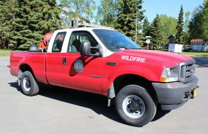 Anchorage Homeowners Prepare for Wildfires