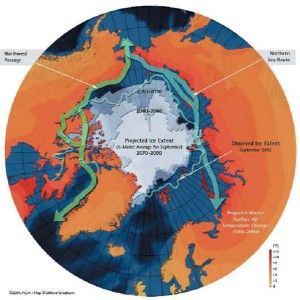 Arctic Shipping On the Rise