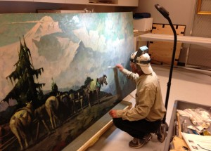 Atwood Foundation Donates Art To Anchorage Museum