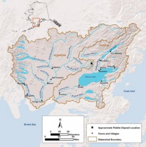 EPA Releases 'Bristol Bay Watershed Assessment,' Opens Public Comment Period