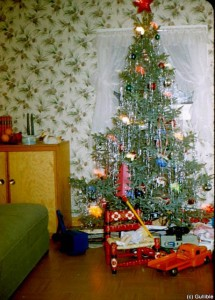 Christmas 1951, Anchorage.