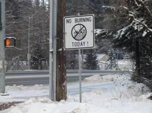 Juneau Issues First Winter Air Alert