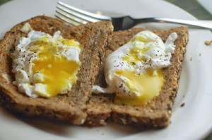 Sarah Alvarez Poached Eggs 1
