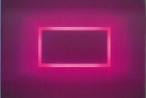 "Turrell Raemar, ""Pink White"" (1969)."