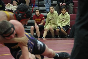 AK: Girls Wrestling