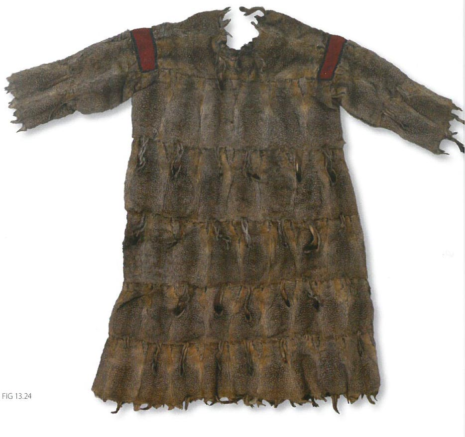 Ground Squirrel Parka Susitna River (1898-1899).