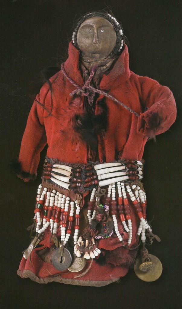 Shaman Doll (1850-1900)
