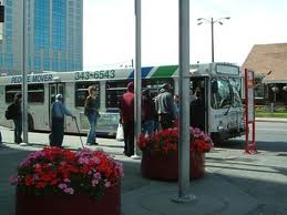 Moving the Transit Center