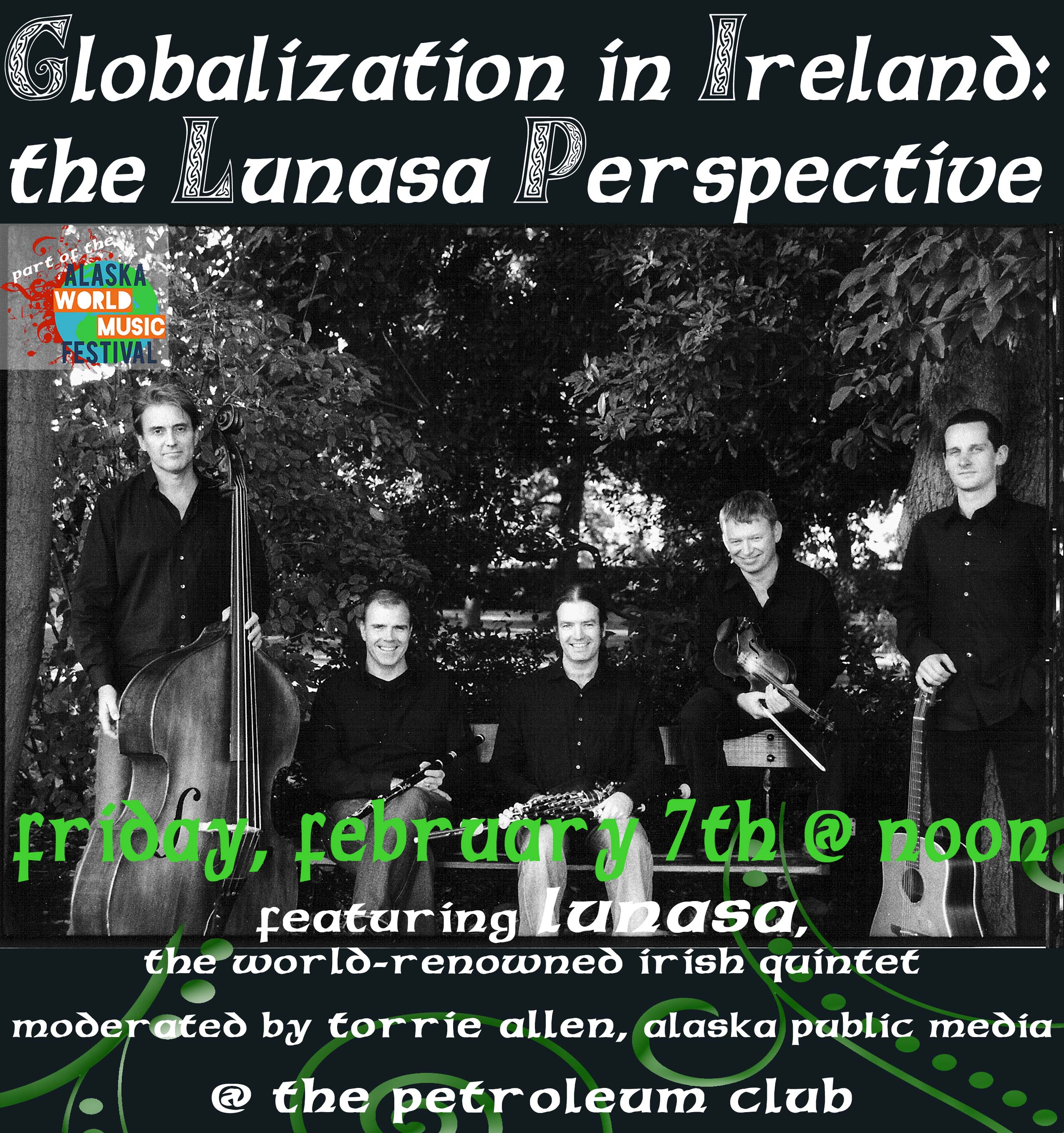 "globalization in ireland Media alert why irish eyes are smiling acclaimed author and international journalist michael j o'sullivan discusses ""the globalization of ireland"" ."