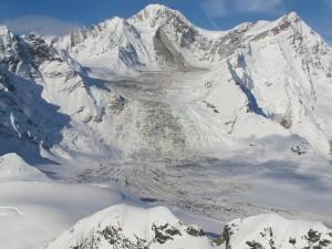 Glacier Bay Landslide Excites Scientists