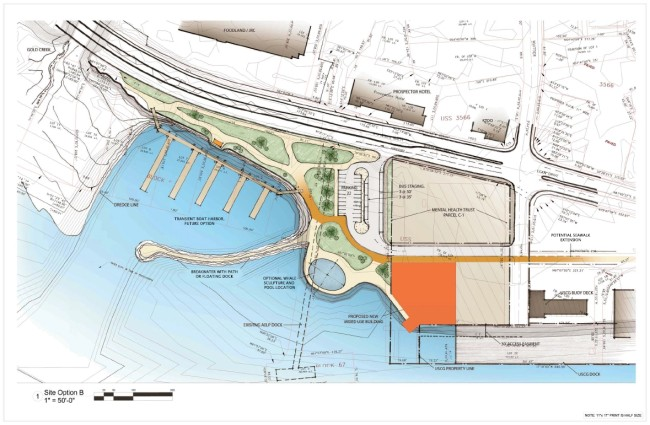 New Proposal Surfaces To Develop Juneau Subport Property Alaska