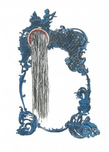 """Carol Jackson, """"Artist's Rendering for BLEHH"""" (2011)"""
