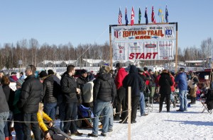 As The Iditarod Start Shifts North, So Does The Economic Boon