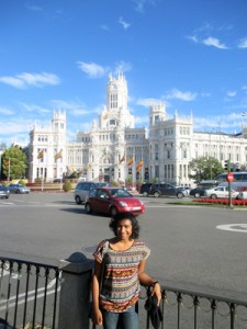 Thiru is currently studying in Spain.
