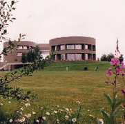 A view of the Loussac Library, where the Anchorage Assembly meets.