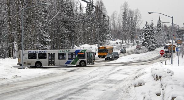 Photo by Josh Edge, APRN -  Anchorage.