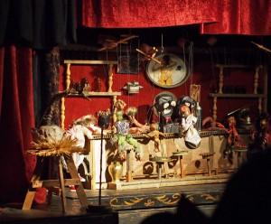 AK: Puppet Town (Archive)