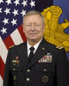 General Frank Grass. (Department of Defense photo)