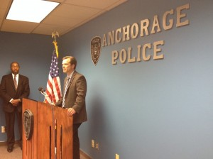 Detective Bret Sarber speaks about recent arrests in a cold case from 2003.