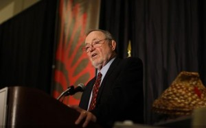 Representative Don Young speaking in Washington, DC. (Photo: Don Young congressional webpage)