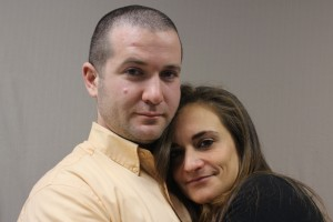 Jason Smith and Lucia Artacho