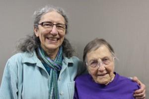StoryCorps with Alaska's military: Nancy Lee Baker & Susan Grace