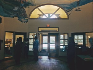 The entryway at the Elders Home in Bethel. (Photo by Daysha Eaton, KYUK - Bethel)