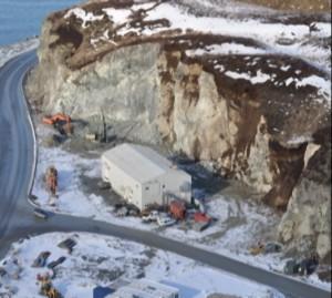 Unalaska Tallies Cost of Blasting Issues at Wastewater Plant, Landfill