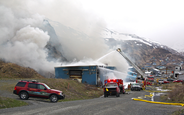 (Photo by Lauren Rosenthal, KUCB - Unalaska)
