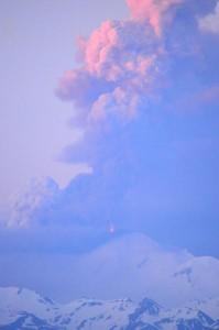 Pavlof Eruption Grounds Some PenAir, Grant Flights