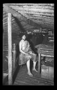 Andy Kahne, West Beaver, Alaska, c. 1898.  Image credit: Jasper Wyman/Anchorage Museum
